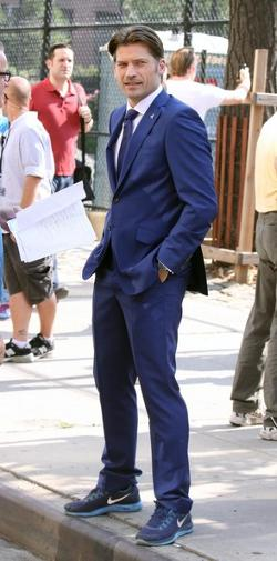 Made to Measure Blue Suit by Tom Ford in The Other Woman