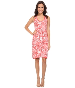 Del Lago Floral Dress by Tommy Bahama in Sisters