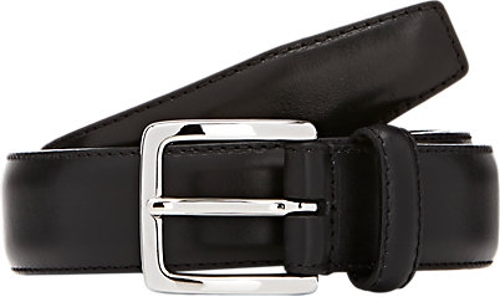 Leather Belt by Barneys New York in The Last Witch Hunter