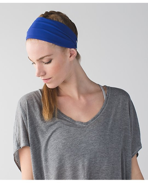 Fringe Fighter Headband by Lululemon in My All American