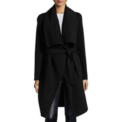 Double Faced Clutch Cashmere Coat by Donna Karan in Scandal