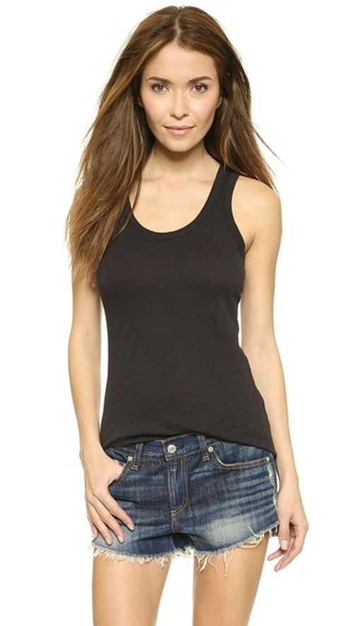 The Classic Beater Tank by Rag & Bone/jean in Easy A