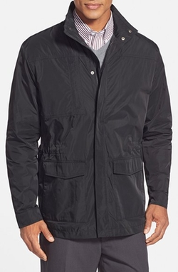 Water Resistant Field Jacket by Cutter & Buck in Side Effects