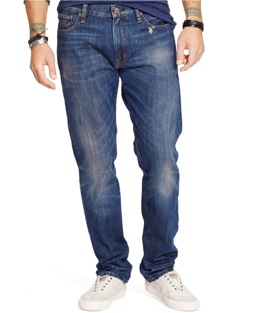 Straight-Fit Davis Jeans by Ralph Lauren Denim & Supply in Ballers - Season 1 Episode 1