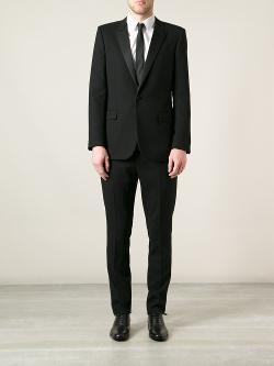 Two Piece Suit by Saint Laurent in Yves Saint Laurent
