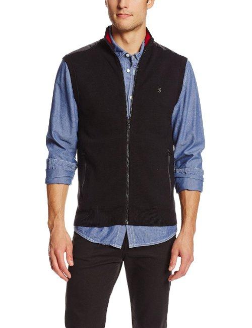 Men's Guardian Full Zip Vest by Victorinox in If I Stay