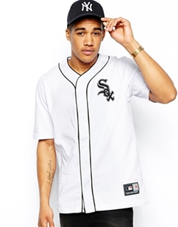 Chicago White Sox Jersey Baseball Top by Majestic in Million Dollar Arm
