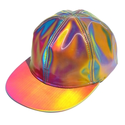 Holographic Hat by Aurora Vison in Back To The Future Part II