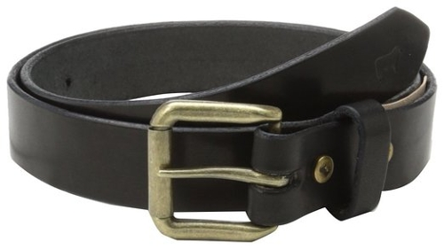 Classic Saddle Belt by Will Leather Goods in Barely Lethal
