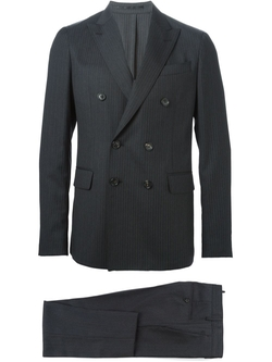 Striped Two-Piece Suit by Dsquared2 in Billions