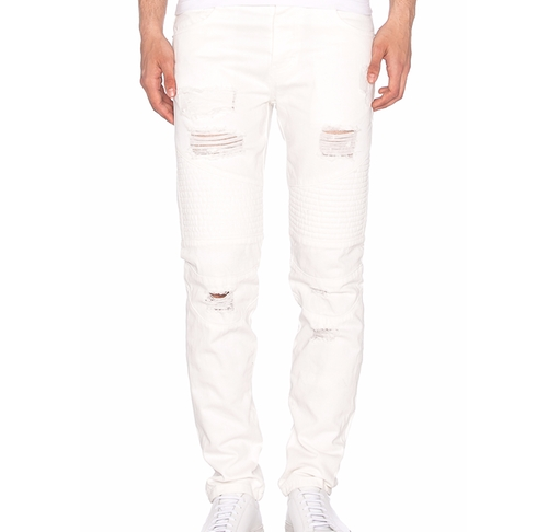 Moto Repaired Denim Jeans by Stampd in Empire - Season 3 Episode 4