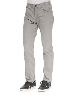 Brushed Twill Jeans by Rag & Bone in Gone Girl