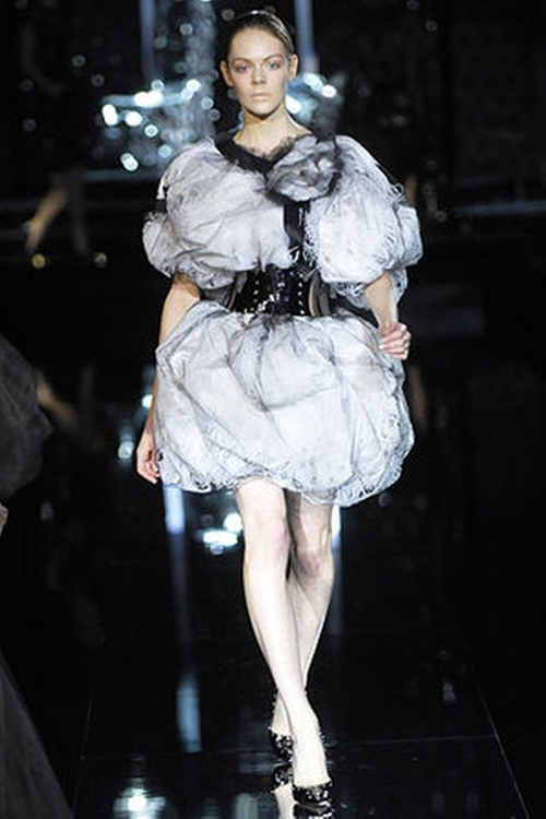 Fall 2007 Feathers Dress by Dolce & Gabbana in Sex and the City