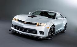 Camaro by Chevrolet in This Is Where I Leave You