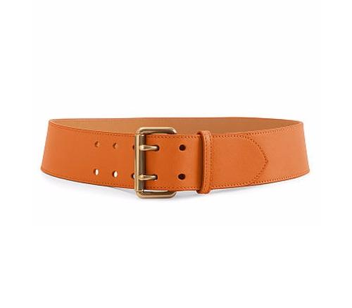 Vachetta Leather Belt by Ralph Lauren in The Boss