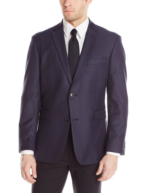 Micro-Check Sportcoat by Tommy Hilfiger in Rosewood - Season 1 Episode 2