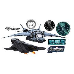 The Avengers Infrared Remote Control Quin Jet by RJ Quality Products in Captain America: The Winter Soldier