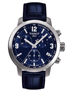 Mens PRC 200 Chronograph Quartz Sport Watch by Tissot in Entourage
