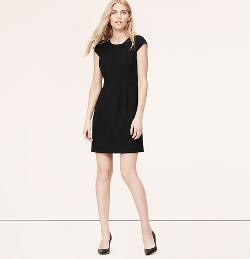 Cap Sleeve Dress by Loft in The Disappearance of Eleanor Rigby