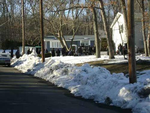 129 Albemarle Road Norwood, Massachusetts in Ted