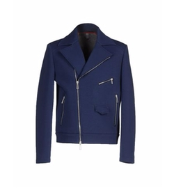 Jersey Biker Jacket by Hosio in Pretty Little Liars