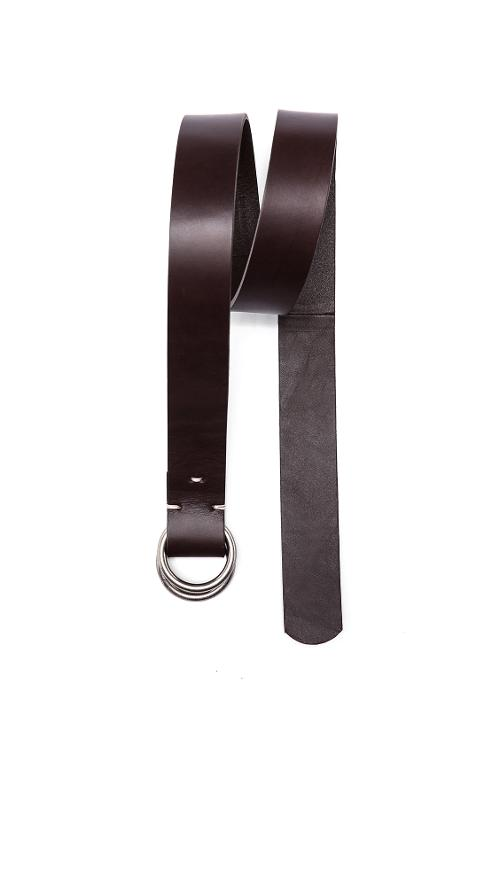 Double Ring Belt by Apolis in Interstellar