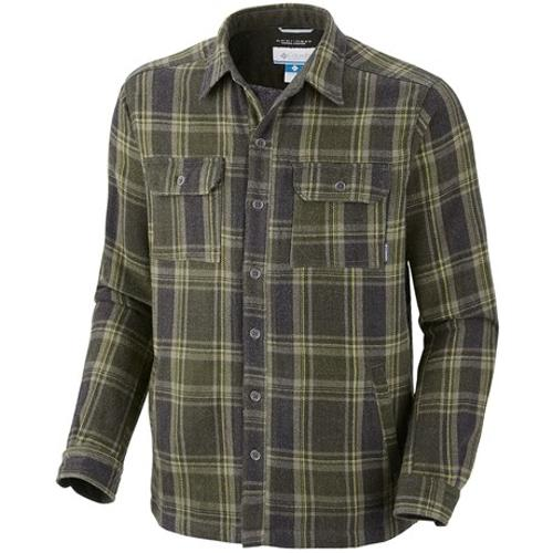 Noble Falls Omni Heat Shirt Jacket by Columbia Sportswear in We're the Millers