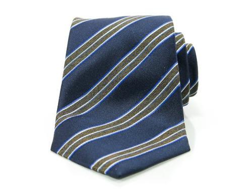 7 Fold Mens luxury necktie tie by Isaia in The Judge