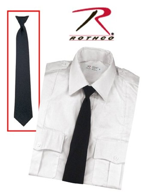 Police Issue Necktie Clip-On by Rothco in The Age of Adaline