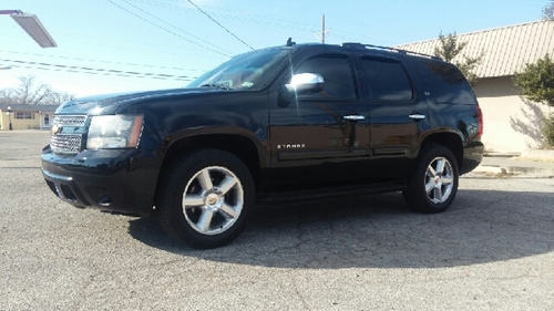 2007 Tahoe LTZ SUV by Chevrolet in John Wick