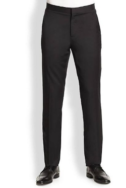 Marlo Hamburg Tuxedo Pants by Theory in Ricki and the Flash