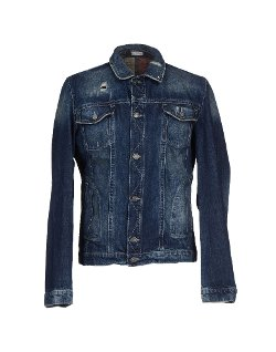 Denim Outerwear Jacket by Paolo Pecora in The Age of Adaline
