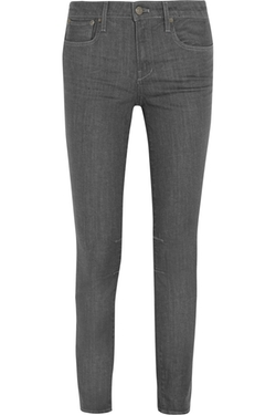 Mid-Rise Skinny Jeans by Helmut Lang in Modern Family