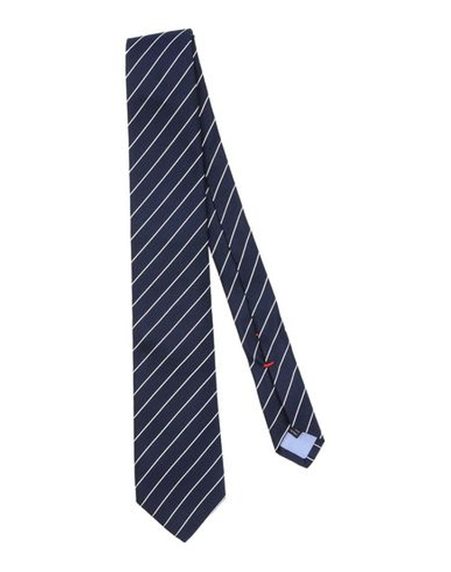 Stripe Tie by Rosi & Ghezzi in The Blacklist - Season 3 Episode 9
