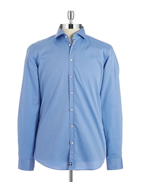 Jamie Slim Fit Sportshirt by Strellson in Forgetting Sarah Marshall