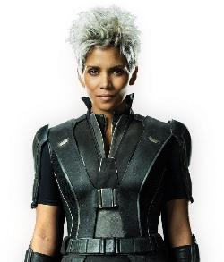 Custom Made Suit Ororo Munroe / Storm Costume by Louise Mingenbach (Costume Designer) in X-Men: Days of Future Past