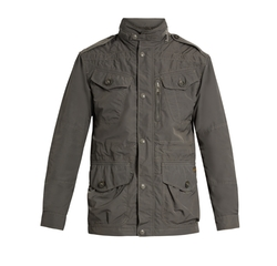 High-Neck Five-Pocket Jacket by Polo Ralph Lauren in Lethal Weapon