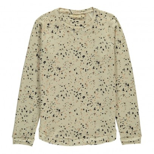 Anouck Speckled Sweatshirt by Soft Gallery in The Night Manager - Season 1 Looks