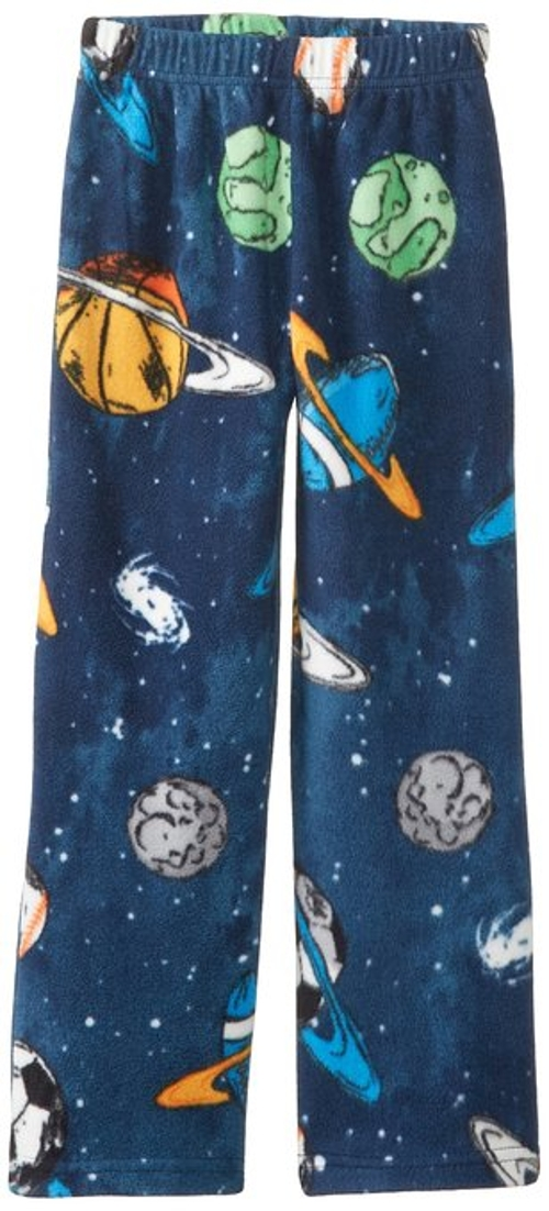 Space Cozy Fleece Pajama Pants by Komar Kids in Before I Wake