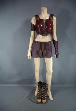 Custom Made Atalanta Costume (Atalanta) by Jany Temime (Costume Designer) in Hercules