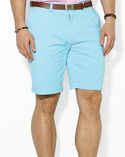 "Flat-Front 9"" Chino Short by Polo Ralph Lauren in Horrible Bosses 2"
