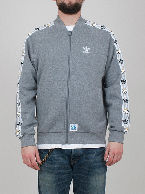Fleece Track Jacket by Adidas Originals by Nigo in Ballers - Season 1 Episode 4