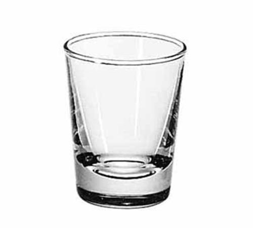 Plain Whiskey Shot Glass by Libbey in Laggies