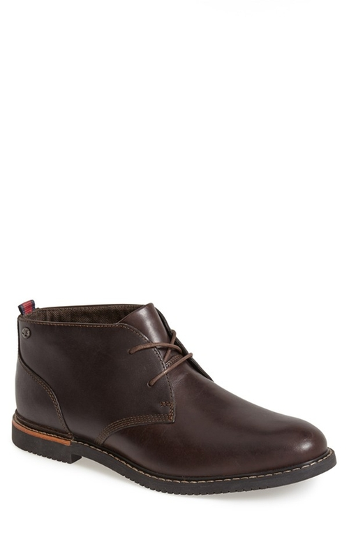 'Brookpark' Leather Chukka Boots by Timberland Earthkeepers in Sleeping with Other People