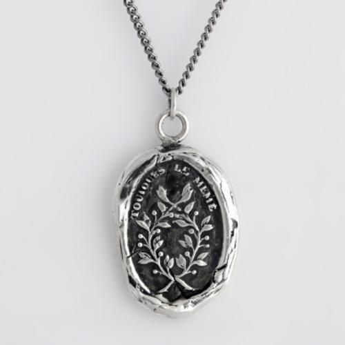 Integrity Talisman Necklace by Pyrrha in Gone Girl