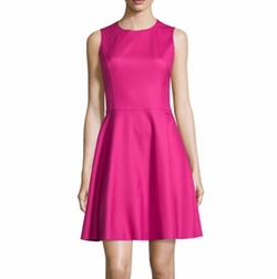 Sleeveless Jewel-Neck Dance Dress by Michael Kors in Mike and Dave Need Wedding Dates