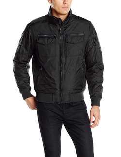 Nylon 2 Pocket Performance Bomber Jacket by Dockers in Pretty Little Liars