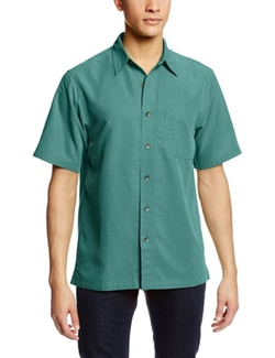 Men's Desert Pucker Short Sleeve Shirt by Royal Robbins in The Flash