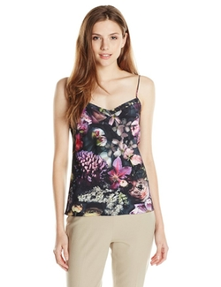 Cynaria Printed Top by Ted Baker in Arrow