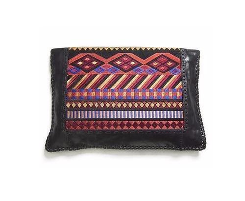 Genuine Leather Wallet Clutch Bag by Zara in Love, Rosie